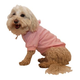Pet Life French Terry Pet Hoodie Bubblegum LG