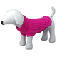 Pet Life Heavy-Cotton Ribbed Pet Sweater Pink MD