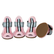 Pet Life Sporty Mesh Pet Sandal Shoes Pink LG