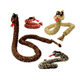 Mammoth FlossyChews SnakeBiter Rope Dog Toy Large