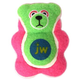 JW Pet ProTEN Tennis Ball Bear Dog Toy Large