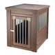 New Age Pet Russet Dog Crate w/ Metal Spindles XL