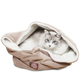 Majestic Pet 17 inch Stone Suede Burrow Pet Bed