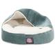 Majestic Pet 18 inch Villa Azure Canopy Pet Bed