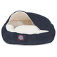 Majestic Pet 18 inch Navy Wales Canopy Pet Bed
