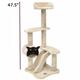 Majestic Pet  47.5 inch Casita Cat Tree Furniture