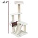 Majestic Pet  47.5 in Bungalow Cat Tree Furniture