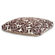 Outdoor Chocolate Plantation Rectangle Pet Bed SM