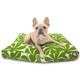 Outdoor Sage Plantation Rectangle Pet Bed SM
