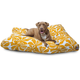 Outdoor Yellow Plantation Rectangle Pet Bed SM