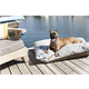 Majestic Outdoor Gray Links Rectangle Pet Bed LG