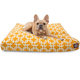 Majestic Outdoor Yellow Links Rectangle Pet Bed LG