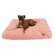 Majestic Outdoor Orange Towers Rectangle Pet Bed S