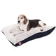 Majestic Pet Blue Rectangle Pet Bed 42x60