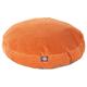 Majestic Pet Orange Villa Round Pet Bed Large