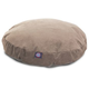 Majestic Pet Pearl Villa Round Pet Bed Large
