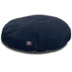 Majestic Pet Navy Villa Round Pet Bed Small