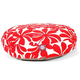 Majestic Outdoor Red Plantation Round Pet Bed LG