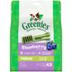 Greenies Blueberry Dog Dental Chew Teenie