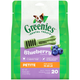 Greenies Blueberry Dog Dental Chew Petite