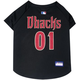 MLB Arizona Diamondbacks Dog Jersey Large