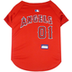MLB Los Angeles Angels Dog Jersey X-Small