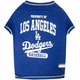 MLB Los Angeles Dodgers Dog T-Shirt X-Small