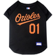 MLB Baltimore Orioles Dog Jersey X-Small