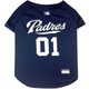 MLB San Diego Padres Dog Jersey Large