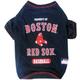 MLB Boston Red Sox Dog Tee Shirt Large