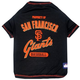 MLB San Francisco Giants Dog Tee Shirt Large