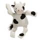 Hugglehounds Barnyard Knotties Cow Dog Toy Large