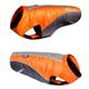 Helios Altitude Waterproof Dog Coat XS Red/Gray