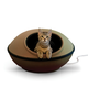 KH Mfg Thermo-Mod Dream Pod Pet Bed Green