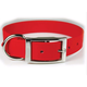 Zeta Poly Vinyl Coated Dog Collar 26 inch Red