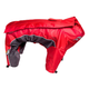 Helios Blizzard 3M Reflective Dog Jacket XS Red