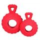 Jolly Pets Jolly Tuff Treader Dog Toy 6in