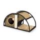Prevue Catville Condo Cat Furniture Leopard