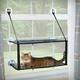 KH Mfg Double Stack EZ Window Mount Cat Perch