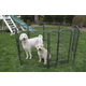 Iconic Pet Heavy Duty Tube Pet Exercise Pen 40in