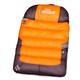 Helios Trail Barker Orange Travel Dog Bed