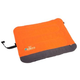 Helios Orange/Gray Folding Outdoor Dog Bed XL