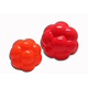 The Molecule Ball Soft Flex Dog Toy 4in