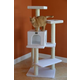Armarkat Classic Cat Tree Model B6203 62in Ivory