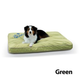 KH Mfg Just Relaxin Indoor/Outdoor Green Bed LG