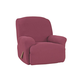 Sure Fit Stretch Recliner Slipcover Taupe