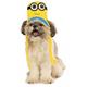 Despicable Me Minion Headpiece Dog Costume SM/MD