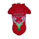 Pet Life LED Christmas Reindeer Sweater Costume XS