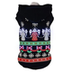 Pet Life LED Patterned Holiday Sweater Costume XS