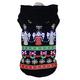 Pet Life LED Patterned Holiday Sweater Costume LG